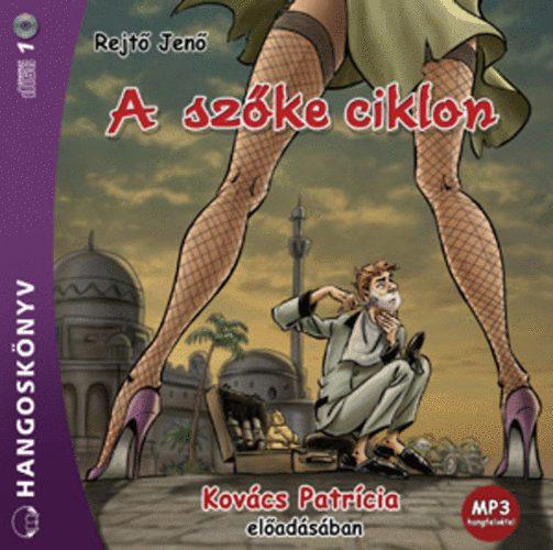 Kossuth Kiadó A szőke ciklon - CD MP3