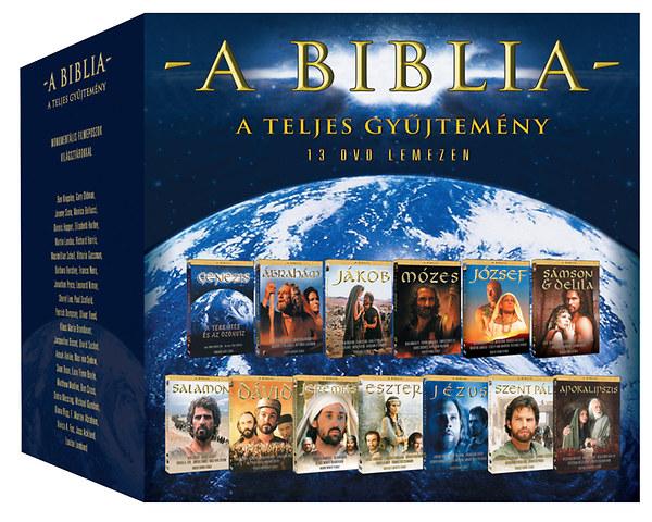A Biblia - teljes gyüjtemény