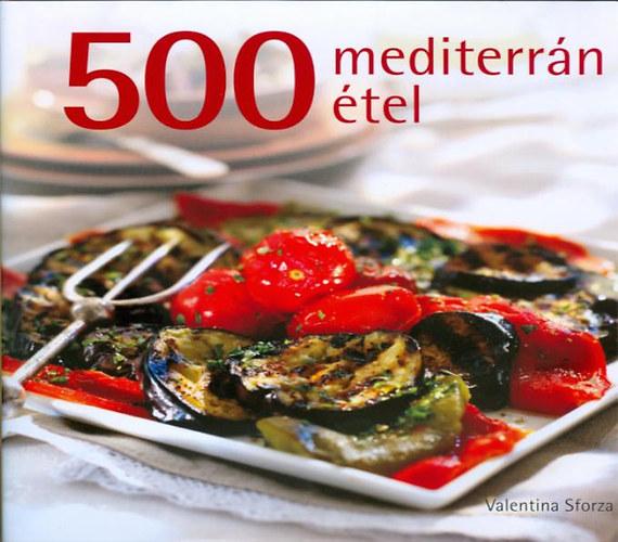 500 mediterrán étel (zum Vergrößern klicken)