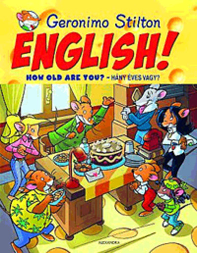 Geronimo stilton english how old are you h ny ves for Classic house zene