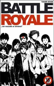 Takami Kósun- Battle Royale
