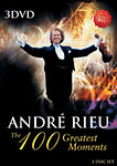 The 100 Greatest Moments (3DVD)