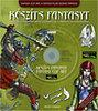 Kevin Crossley: Készíts Fantasyt - Fantasy Clip Art, CD-vel