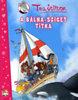 Tea Stilton: A Bálna-sziget titka - Képregény