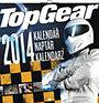 Top Gear 2014 - naptár