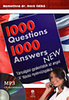 Némethné Hock Ildikó: 1000 Questions 1000 Answers NEW - angol + MP3 CD