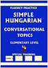 Pavlenko Alexander: Conversational Topics elementary level