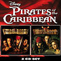 Filmzene: Pirates Of The Caribbean Curse Of The Black Pearl / Pirates Of The Caribbean Dead Man's Chest
