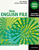 Clive Oxenden: New english file Intermediate - Student's Book