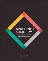 Duckett, Jon: JavaScript and JQuery