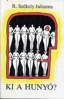 R. Székely Julianna könyvének címlapja