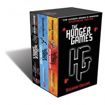 Suzanne Collins: The Hunger Games Box