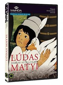 Lúdas Matyi (MaNDA Kiadás) - DVD