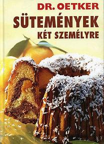 Dr. Oetker: Dr. Oetker - Sütemények két személyre