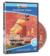 Világunk titkai 08. - Kalózok - Kincsvadászok nyomában