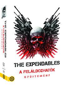 The Expendables - A feláldozhatók 1-3 gyűjtemény - DVD