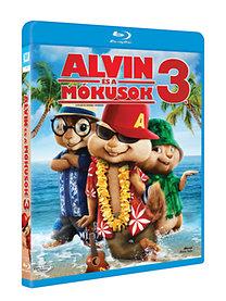 Alvin és a mókusok 3. (Blu-ray)