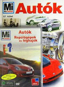 Autók + Autók - Repülőgépek és léghajók DVD