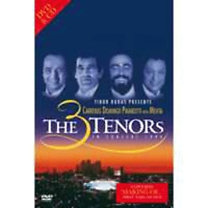 The Three Tenors: The 3 tenors In Concert 1994 (CD+DVD)