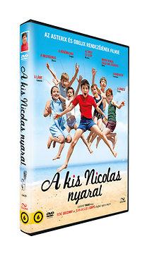 A kis Nicolas nyaral - DVD