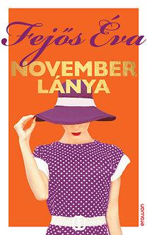 Fejős Éva: November lánya