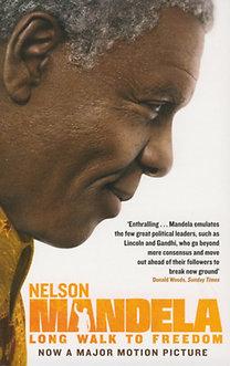 Nelson Mandela: Long Walk to Freedom - Film tie