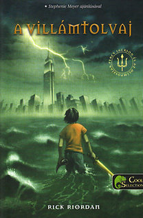 Rick Riordan: Percy Jackson és az olimposziak 1. - A villámtolvaj - Kemény kötés
