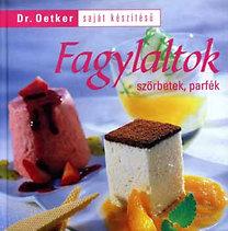 Dr. Oetker: Dr. Oetker - Fagylaltok, szörbetek, parfék