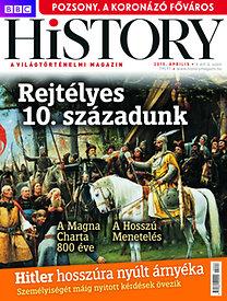 BBC History - 2015. V. évfolyam 4. szám - Április
