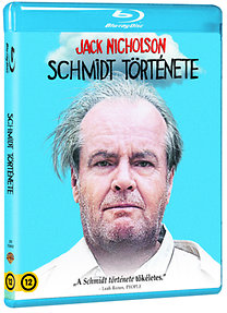 Schmidt története - Blu-ray