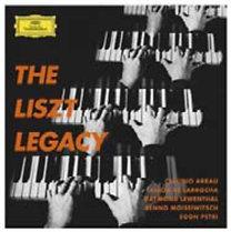 Liszt Ferenc: The Liszt Leagacy