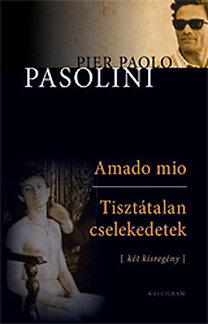 Pier Paolo Pasolini: Amado mio - Tisztátalan cselekedetek (két kisregény)