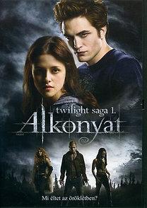 Alkonyat - Twilight - 1 lemezes változat