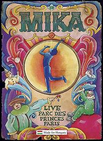 Mika: Live - Parc Des Princes Paris (EE version)
