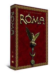 Róma - A teljes gyűjtemény