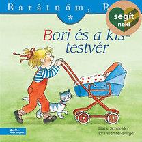 Liane Schneider, Eva Wenzel-Bürger: Bori és a kistestvér