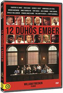 12 dühös ember - DVD
