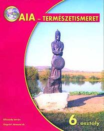 Bikszády István-Ungvári J.-né: GAIA-természetismeret tankönyv a 6. osztály számára