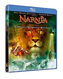 Narnia Krónikái - Az oroszlán, a boszorkány és a ruhásszekrény (Blu-ray)