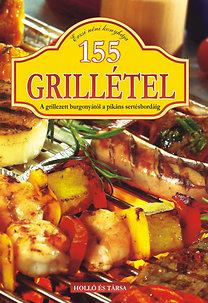 Szekeres Erzsébet (szerk.): 155 grillétel
