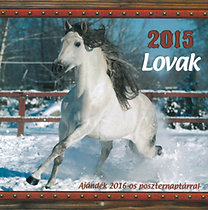 Lovak 2015 - Naptár