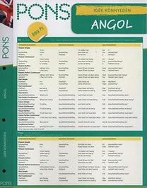 PONS - Igék könnyedén - Angol