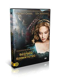 A szépség és a szörnyeteg (2014) - DVD