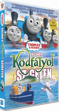 Thomas: Kaland a ködfátyol szigeten