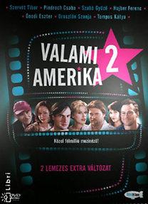 Valami amerika 2 (1 lemezes változat) - 1 lemezes