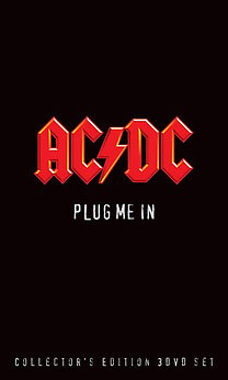 AC/DC: Plug Me In (3DVD Set)