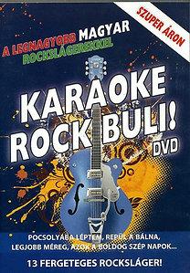 Válogatás: Karaoke rock buli!