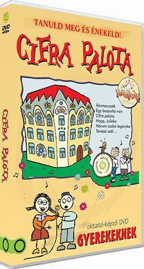 Cifra Palota - Oktató-képző DVD gyerekeknek