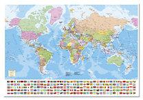 Educa: Puzzle 1500# - Világtérkép