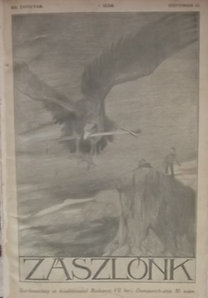 Regnum Marianum: Zászlónk XIII. évfolyam 1914-1915